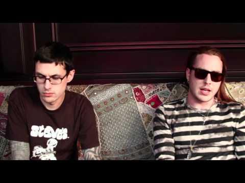 Michael Keene & Evan Brewer of The Faceless Band Update