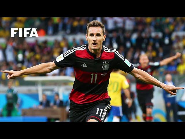 Miroslav Klose | FIFA World Cup Goals