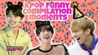 Kpop Funny Moments 2020 - Compilation Part 1