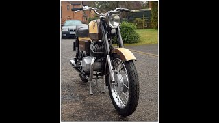 "FOR SALE £3,000 - 1975 Jawa CZ250 ""Sport"" with incredibly - ONLY 801 MILES!!! (1,300 km's)"