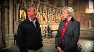 Tour of Winchester Cathedral