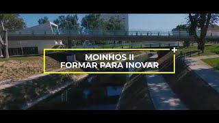 """Erasmus+ """"Moinhos II – Formar para inovar"""""""