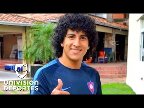 Goleador y mejor jugador de Paraguay en el 2016, así fue la carrera de Cecilio Domínguez