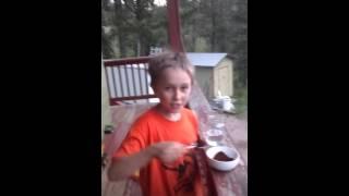 Chili Powder Prank