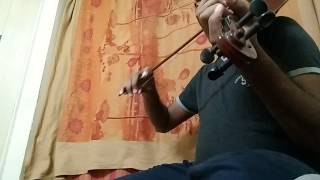 mein tenu samjhawan ki alia version Violin instrum