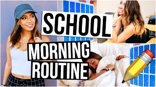 Morning Routine For Back To School! | Tara Michelle