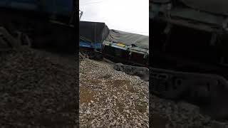 Today Train accident
