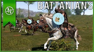 Meet The Battanians - Mount and Blade II  Bannerlord NEW INFORMATION