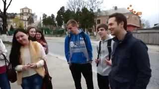 Олень=Каменец-Подольский  | Города(Андрей поспрашивает у жителей города знают ли они какое животное считается символом Каменец-Подольского..., 2014-09-17T15:32:36.000Z)
