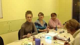 Обучение дизайну ногтей