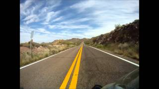 44s Arizona Loop - Hwy 88 Apache Junction to Totilla Flats Part I