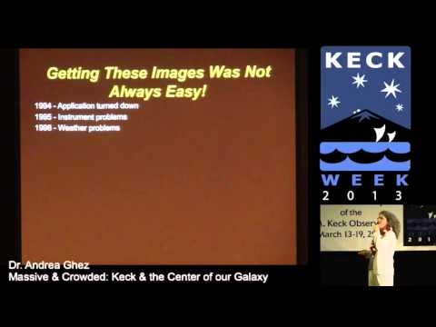 Keck Week: #3 - Massive and Crowded: Keck and the Center of Our Galaxy