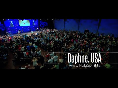 Holy Spirit Revival Fire and Miracles in Daphne, USA!