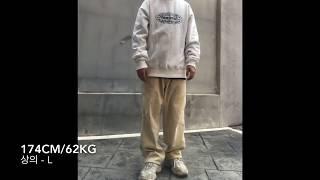 남자 겨울 코디 + 맨투맨 코디 (리스펙트, 유니클로,…