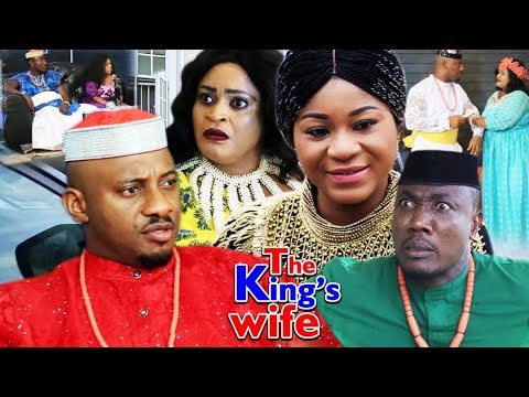 The King's Wife 3&4 - Yul Edochie 2018 Latest Nigerian Nollywood Movie ll Trending Movie Full HD thumbnail