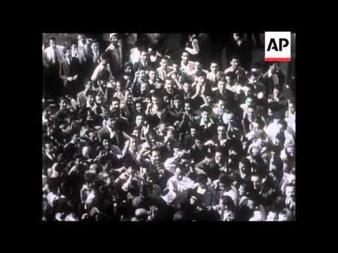Lebanon Crisis - Uproar In Beirut