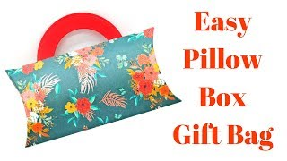 Pillow Box Gift Bags Any Size
