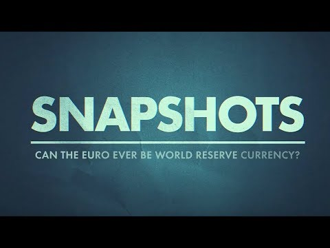 Can The Euro Ever Be World Reserve Currency? | Daniel Lacalle Interview
