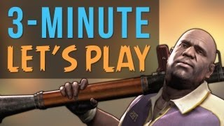 3-Minute Let's Play: Left 4 Dead 2