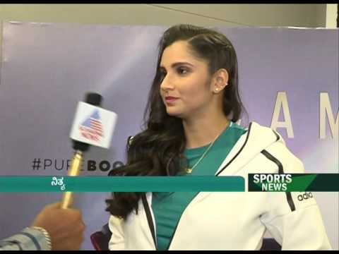 Sania Mirza Share Her Fitness, Success  Secret With Me