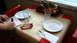 Thanksgiving Tablescape and Kids Activity (Collab) Thumbnail
