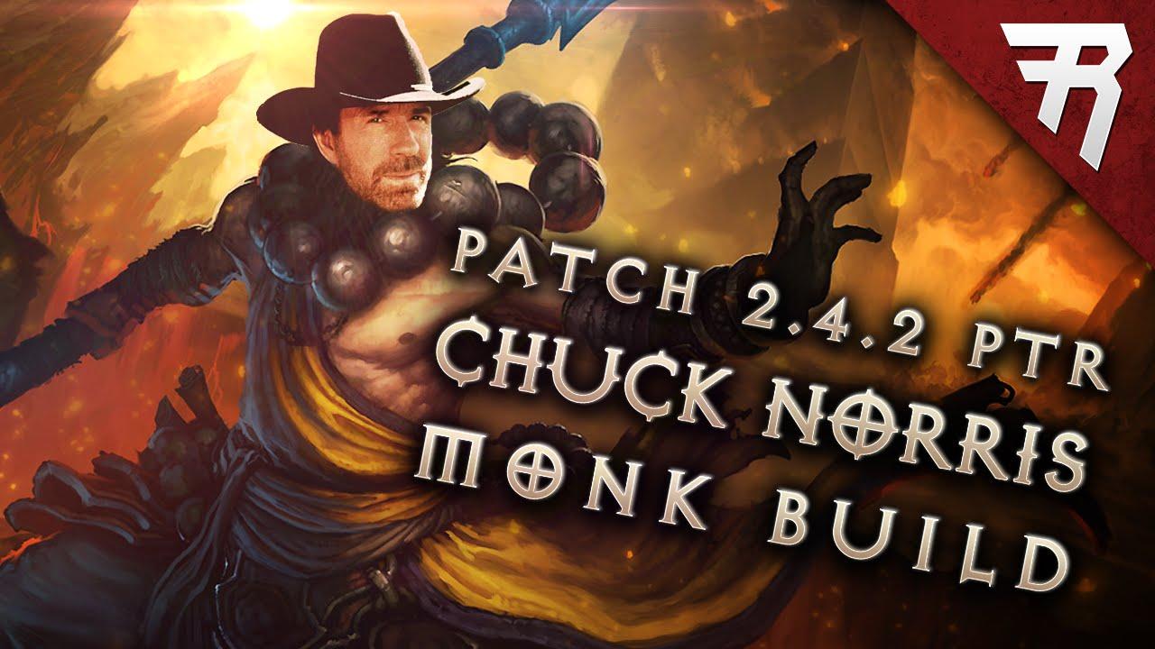 Diablo Monk Build Season