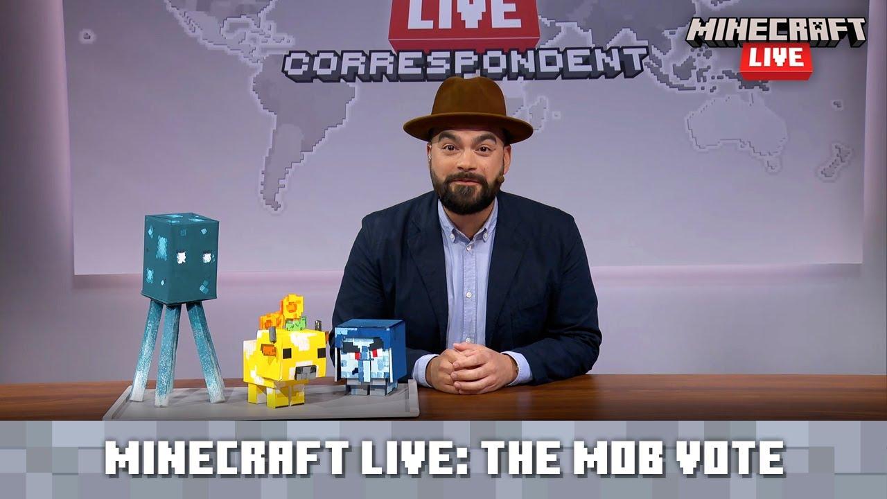 Minecraft Live: The Mob Vote
