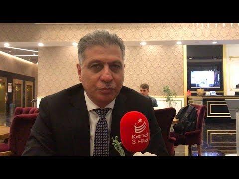 Irak Türkmen Cephesi Lideri Erşad Salihi, Türkiye ve Türk Dünyasına Seslendi
