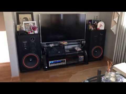 Cerwin Vega AT-15 Speakers + Marantz 2250B + NAD T761 Surround Receiver