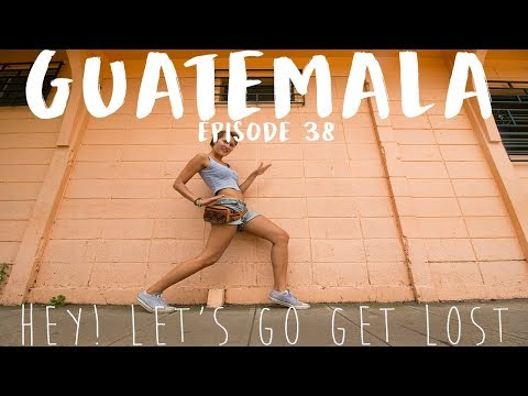 Backpack Guatemala | SOLO FEMALE TRAVELER | Ep. 38 | ROADTRIP with Law of Attraction