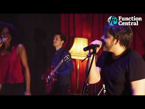 Paul Cattermole & The Stuff - Medley | Party Band | Hire from Function Central