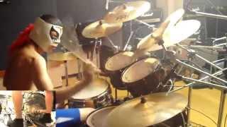 Repeat youtube video 【ジョジョ】三部OP STAND PROUDを激しく叩いてみた!【Full】