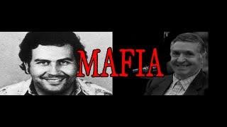 Pablo Escobar vs Totò Riina