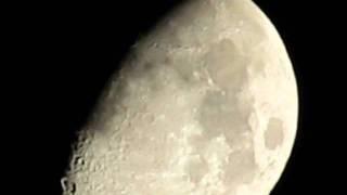 달과 목성 관찰