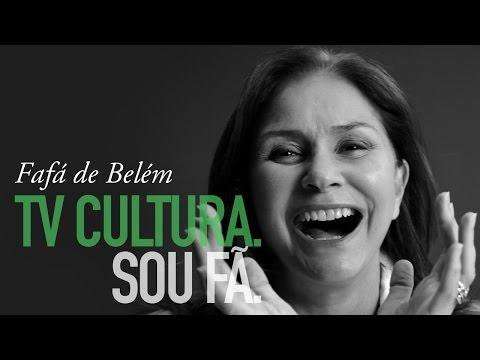 #TVCulturasoufa -  Fafá De Belem
