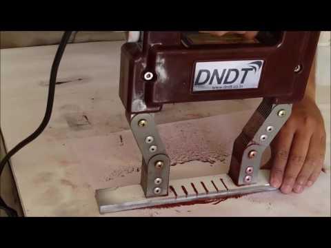 DNDT MPI KIt Dry Powder Inspection Method Video mp4 wlmp