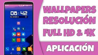 ¡Bonitos Wallpapers En Full HD Y 4K! - Darkvimp Droid