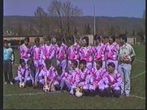 1990-04-29 - Innauguration maillots et match - Inter C - Le Landeron