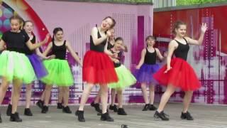 Открытие Танцевального Фестиваля