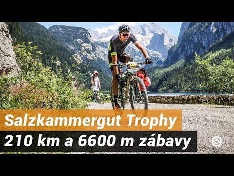 Salzkammergut Trophy - 210 Km A 6600 M Zábavy