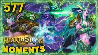 Nightmares And Broken Dreams!! | Hearthstone Daily Moments Ep. 577