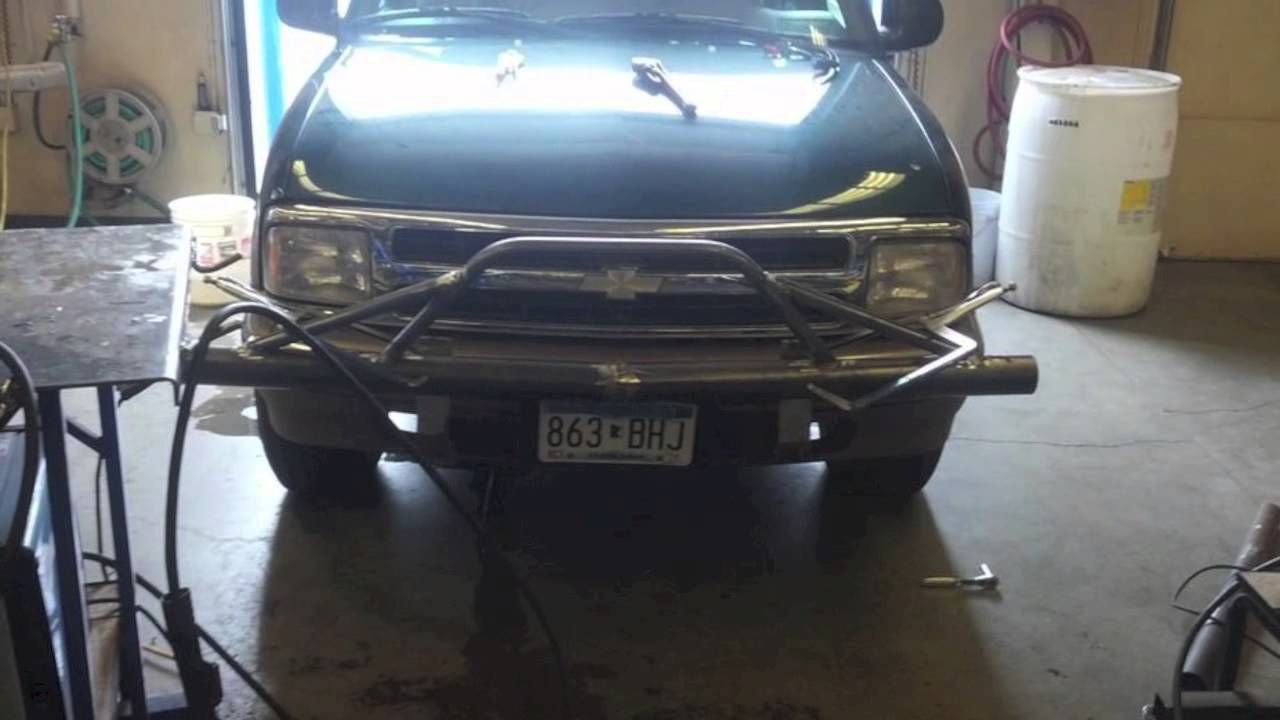 medium resolution of 1996 chevy blazer roof rack