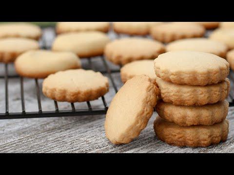 দেশী স্বাদে মিষ্টি বিস্কুট | Sugar Cookies | Butter Cookies | Mishty Biscuit | Bangladeshi Biscuit