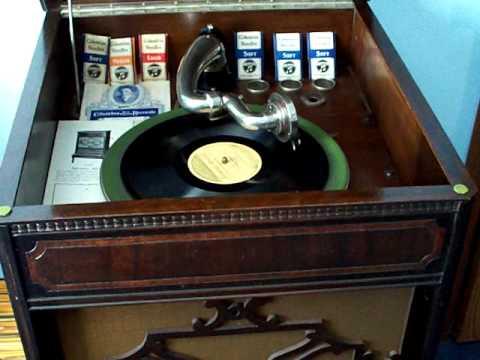 Viva-tonal phonograph - My Sweetie Turned Me Down - Columbia Personal Record 81-P