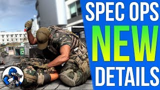 Modern Warfare SPECIAL OPS Gameplay & Details Revealed