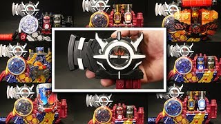 仮面ライダービルド DXエボルトリガー 仮面ライダーエボルがブラックホールフォームに変身! Kamen Rider Build DX Evol Trigger