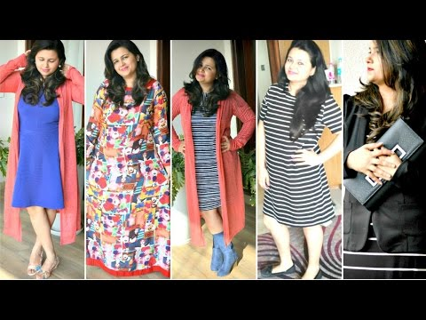 5 Western Dresses/Styles for Indian Curvy Women + Tips to look slim in Western Dresses