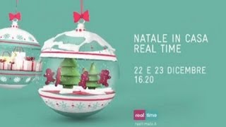 Download Video Natale in casa Real Time - promo MP3 3GP MP4