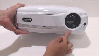 Crenova XPE680 720p LED Projector Review