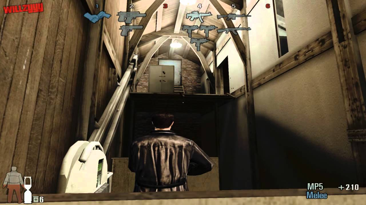 Max Payne 2 PC FINAL MISSION That Old Familiar